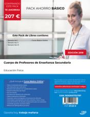 PACK AHORRO BÁSICO. Cuerpo de Profesores de Enseñanza Secundaria. Educación Física de Ed. CEP