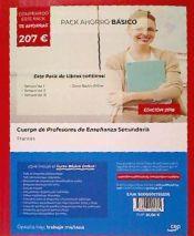 PACK AHORRO BÁSICO. Cuerpo de Profesores de Enseñanza Secundaria. Francés de Ed. CEP