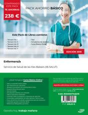 PACK AHORRO BÁSICO. Enfermero/a. Servicio de Salud de las Illes Balears (IB-SALUT) de Ed. CEP