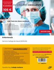 PACK AHORRO EXCELLENCE. Enfermero/a del Servicio Gallego de Salud (SERGAS) de Ed. CEP