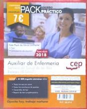 PACK AHORRO PRÁCTICO. IB-SALUT. AUXILIAR DE ENFERMERÍA de Ed. CEP