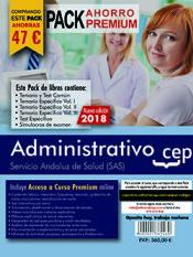 PACK AHORRO PREMIUM. Administrativo. Servicio Andaluz de Salud (SAS). de Ed. CEP