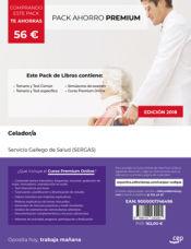 PACK AHORRO PREMIUM. Celador/a. Servicio Gallego de Salud (SERGAS) de Ed. CEP