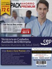 PACK AHORRO PREMIUM. Técnico/a en Cuidados Auxiliares de Enfermería. Servicio Murciano de Salud. SMS de Ed. CEP
