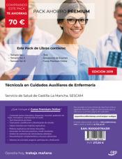 PACK AHORRO PREMIUM. Técnico/a en Cuidados Auxiliares de Enfermería. Servicio de Salud de Castilla-La Mancha. SESCAM de Ed. CEP