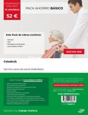 PACK BÁSICO. Celador/a. Servicio vasco de salud-Osakidetza de Ed. CEP