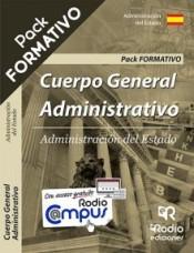 Pack Formativo Administrativos de la Administración del Estado (Ingreso libre)
