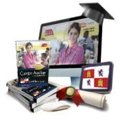 Pack libros + curso avanzado. Auxiliar de la Administración de la Comunidad de Castilla y León de Ed. CEP