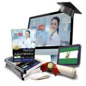 Pack de libros + curso avanzado. Auxiliar Administrativo (Turno Libre). Junta de Andalucía de Ed. CEP