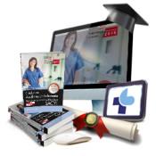 Pack de libros + curso avanzado. Técnico en Cuidados Auxiliares de Enfermería (SACYL) de Ed. CEP