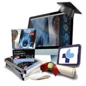 Pack de libros + curso avanzado. Técnico Superior en Imagen para el Diagnóstico (SACYL) de Ed. CEP