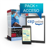 Pack de libros. Enfermero/a. Servicio Murciano de Salud. Diplomado Sanitario No Especialista de Ed. CEP