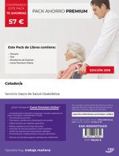 PACK PREMIUM. Celador/a. Servicio vasco de salud-Osakidetza de Ed. CEP