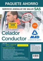Paquete Ahorro Celador Conductor del Servicio Andaluz de Salud de Ed. MAD