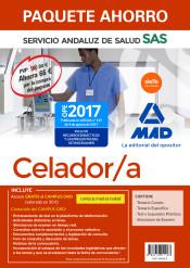 Paquete Ahorro Celador del Servicio Andaluz de Salud de Ed. MAD