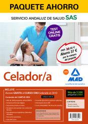 Paquete Ahorro Celador/a del Servicio Andaluz de Salud (SAS) de Ed. MAD