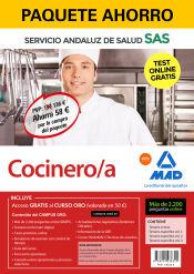 Paquete Ahorro Cocinero/a del Servicio Andaluz de Salud de Ed. MAD