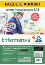 Paquete Ahorro Enfermero/a del Servicio Andaluz de Salud (SAS) de Ed. MAD