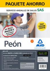 Paquete Ahorro Peón del Servicio Andaluz de Salud de Ed. MAD