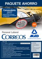 Paquete Ahorro Personal Laboral Correos