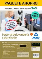 Paquete Ahorro Personal de Lavandería y Planchado del Servicio Andaluz de Salud de Ed. MAD