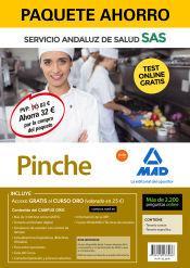 Paquete Ahorro Pinche del Servicio Andaluz de Salud (SAS) de Ed. MAD