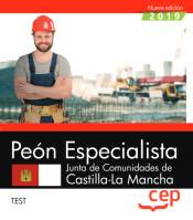 Peón Especialista. Junta de Comunidades de Castilla La Mancha. Test de EDITORIAL CEP