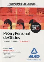 Peón y Personal de Oficios de Corporaciones Locales - Ed. MAD