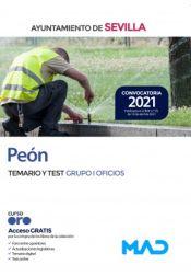 Peón del Ayuntamiento de Sevilla - Ed. MAD