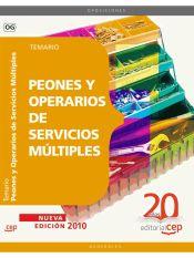 Peón y Operario de Servicios Múltiples - EDITORIAL CEP