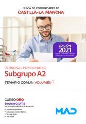 Subgrupo A2 de la Junta de Comunidades de Castilla-La Mancha - Ed. MAD
