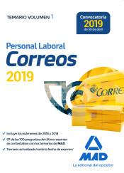 Personal Laboral de Correos y Telégrafos - Ed. MAD