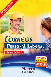 Personal laboral de Correos y Telégrafos -  Platero Ediciones