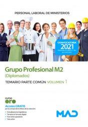 Personal laboral de Ministerios Grupo Profesional M2 (Grupo II) - Ed. MAD