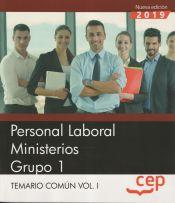 Personal laboral de Ministerios. Grupo I - EDITORIAL CEP