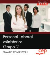Personal laboral de Ministerios. Grupo II - EDITORIAL CEP