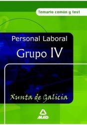 Auxiliar de Hogar/Auxiliar Cuidador de la Xunta de Galicia - Ed. MAD