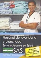 Personal de lavandería y planchado. Servicio Andaluz de Salud (SAS). Pack de libros de Editorial CEP, S.L.