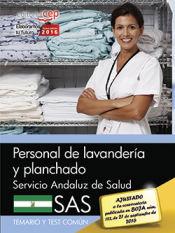 Personal de Lavandería y Planchado. Servicio Andaluz de Salud (SAS) - EDITORIAL CEP