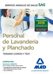 Lavandera - Planchadora del Servicio Andaluz de Salud (SAS) - Ed. MAD
