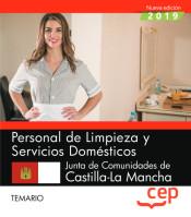 Personal de Limpieza y Servicios Domésticos. Junta de Comunidades de Castilla-La Mancha - EDITORIAL CEP