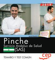 Pinches del Servicio Andaluz de Salud (SAS) - EDITORIAL CEP