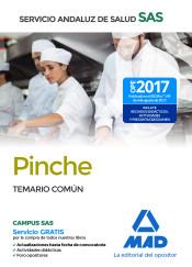 Pinche del Servicio Andaluz de Salud (SAS) - Ed. MAD