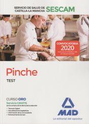 Pinche del Servicio de Salud de Castilla-La Mancha (SESCAM). Test de Ed. MAD