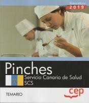 Pinches. Servicio Canario de Salud. SCS. Temario de EDITORIAL CEP