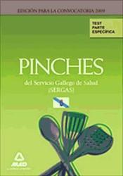 Pinche del Servicio Gallego de Salud (SERGAS). Parte Específica - Ed. MAD