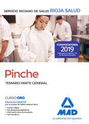 Pinche del Servicio Riojano de Salud - Ed. MAD