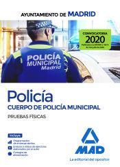 Policía del Cuerpo de Policía Municipal del Ayuntamiento de Madrid. Pruebas físicas de Ed. MAD