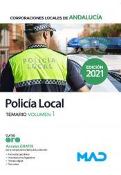 Policía Local de Andalucía - Ed. MAD