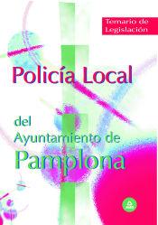 Policía Local del Ayuntamiento de Pamplona - Ed. MAD
